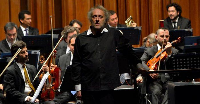Concierto Orquesta de Cámara de Chile en Teatro Oriente