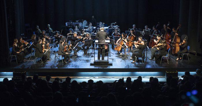 Concierto gratuito Orquesta Clásica U. de Santiago bajo dirección de Alejandra Urrutia en Aula Magna USACH