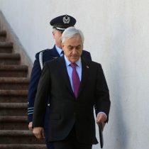 Piñera victimiza a Rojas al confirmar su salida del Gobierno y recurre a la ley del empate en materia de DDHH