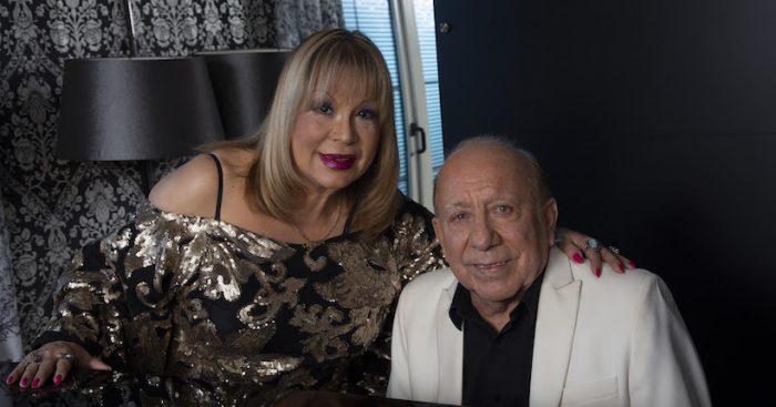 Concierto Ídolos con Palmenia Pizarro y Buddy Richard en Teatro Caupolicán