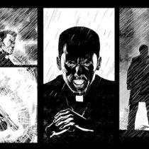 Cómic chileno narra aventuras de sacerdote que encabeza guerrilla urbana contra las drogas