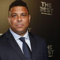Preocupación en Brasil: Ronaldo está ingresado en una clínica española por una neumonía