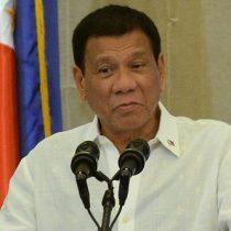 """Con eso no se juega: Presidente de Filipinas lanza """"broma pesada"""" sobre la violación"""