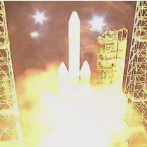Despegó exitosamente la Sonda Espacial Parker cuya misión será