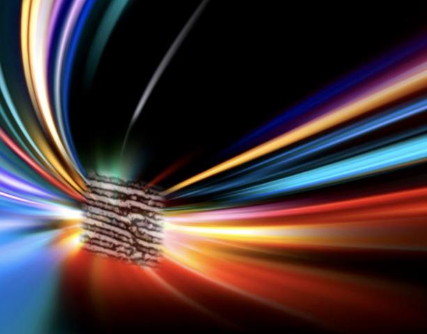Investigación de físicos chilenos con neomateriales de luz darían pie a una nueva generación de supercomputadoras