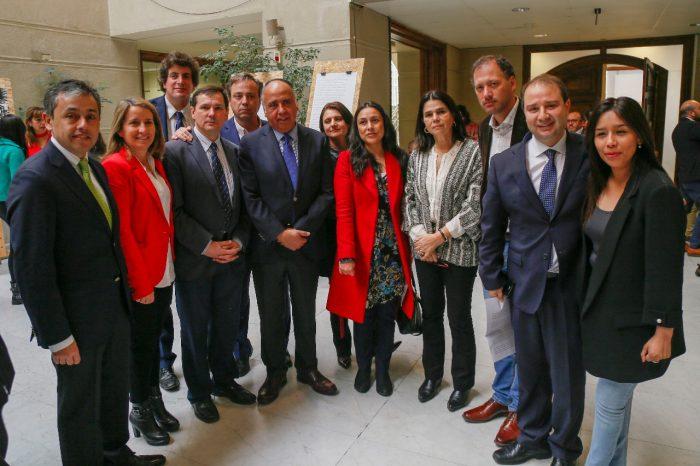 UDI y RN piden a Presidente Piñera evaluar remoción de Javiera Blanco del CDE