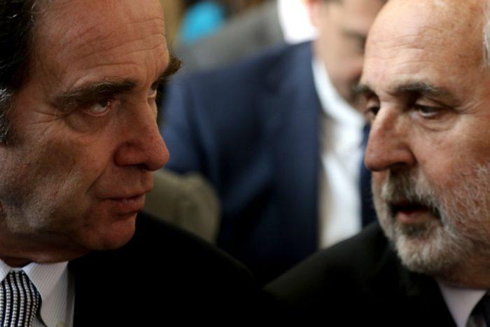 No fueron sólo 2: revelan 7 reuniones del Fiscal Nacional con Hernán Larraín