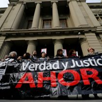 Vuelco de la Sala Penal: rechaza libertad condicional de piloto de la Caravana de la Muerte