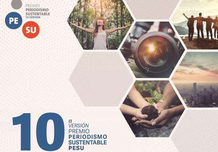 Pesu 2018: se inicia periodo de postulaciones del concurso que premia los mejores trabajos periodísticos sobre sustentabilidad del país