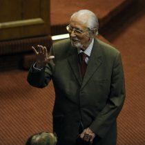 Así fue uno de los últimos discursos de Andrés Aylwin en la Cámara de Diputados
