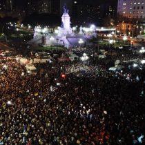 Argentina: con masiva marcha piden la detención de la expresidenta Cristina Fernández de Kirchner