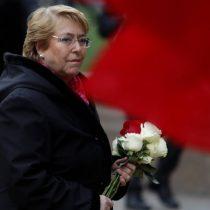 Michelle Bachelet y su defensa de