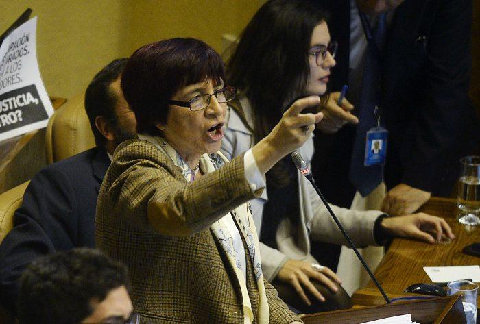 """Nadie quedó indiferente: Hertz advierte que """"Supremazo"""" a favor de reos de Punta Peuco podría ser llevado a instancias internacionales"""