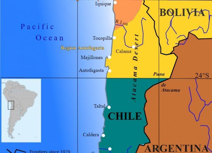 Los principales conflictos territoriales en el mundo
