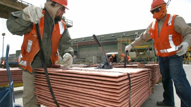 Acuerdos por cobre se tornan esquivos tras la venta de Teck
