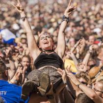 Un eficaz truco para luchar contra el acoso sexual en los conciertos