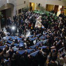 Congreso en llamas: presentan moción para despenalizar el aborto en medio de manifestaciones