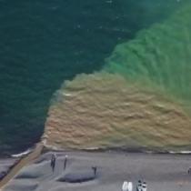 Municipio de Pucón paraliza construcción en la ciudad producto de la contaminación generada en el lago Villarrica