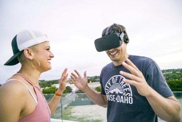 La realidad virtual en el mundo delfitness