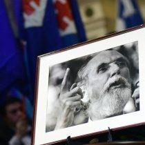 Andrés Aylwin: el hombre sagrado de Martí