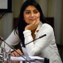 Admisión Justa: las gestiones de Camila Rojas para asegurar el rechazo al proyecto en la sala de la Cámara