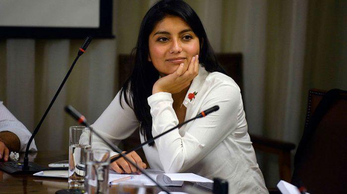 """Diputada Camila Rojas por proyecto de despenalización del aborto: """"No es un capricho"""""""
