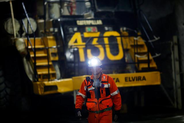 Codelco cierra con éxito negociación con sindicatos de El Teniente