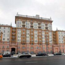 Espía rusa habría trabajado durante años en embajada de EE.UU. en Moscú