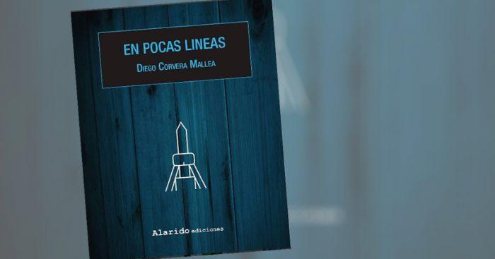"""Libro """"En pocas líneas"""": Divagaciones en el sur"""