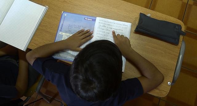 Liderar para reescribir la escuela