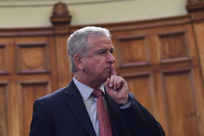 Felipe Larraín minimiza pérdida de empleos por reforma a pensiones y repasa al gobierno anterior