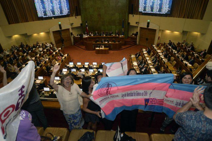 Identidad de Género: TC desestima reclamo de parlamentarios de Chile Vamos y da luz verde a la ley