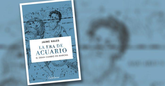 """Lanzamiento libro """"La era de acuario"""" de Jaime Hales en Casa de la Cultura de Ñuñoa"""