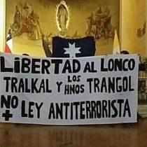Amnistía Internacional: Chile viola los DDHH del pueblo mapuche con la aplicación de la Ley Antiterrorista