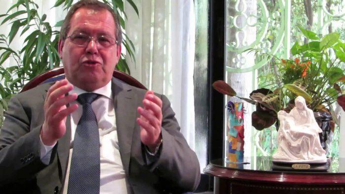 Alcalde de La Granja denuncia haber sido pateado por sobrino de Claudio Arriagada