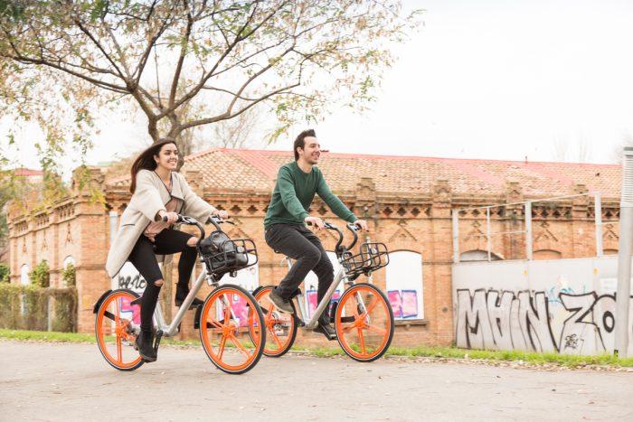 Sistema de bicicletas compartidas ya se implementa en 6 comunas de Santiago