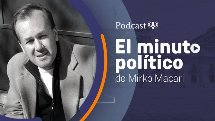 Salario mínimo: Felipe Larraín entre la espada y la pared