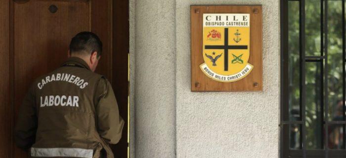 Las investigaciones por abuso y encubrimiento que vinculan a la Iglesia católica con las Fuerzas Armadas
