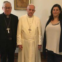Papa Francisco se reunió con obispo de San Bernardo para conversar sobre casos de abusos sexuales