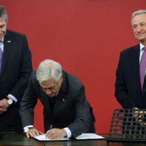 Piñera firma indicación que busca ponerle la lápida a la Ley Reservada del Cobre