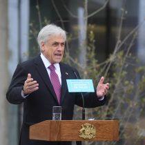 Piñera defiende integración tributaria:
