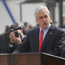 Piñera no suelta a Bachelet y volvió a responder por