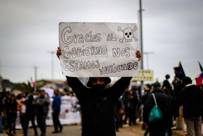 A La Moneda: Alcaldes de Quintero y Puchuncaví se reunirán con Piñera para tratar crisis ambiental