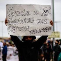 Vecinos de Puchuncaví y Quintero viralizan por redes sociales la batalla por sobrevivir a la contaminación