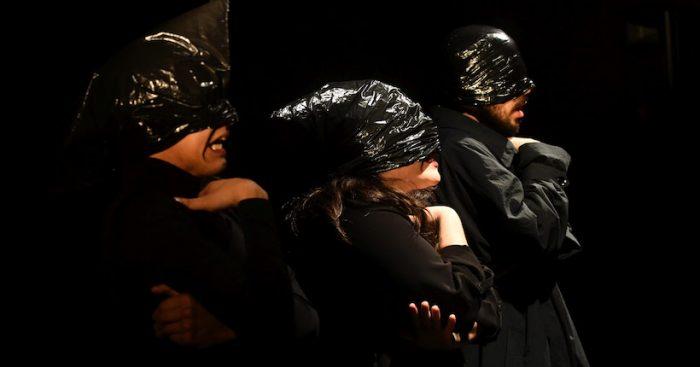 """Obra """"Punto Ciego"""" de la compañía Teatro Persona en Centro GAM"""