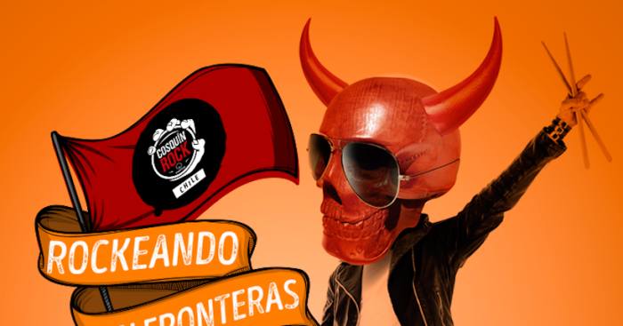 """Concurso de bandas """"Rockeando Sin Fronteras"""" abre su convocatoria para participar en Festival Cosquín Rock Chile"""