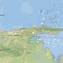 La tierra tiembla en Venezuela: un terremoto de magnitud 7,3 sacude el norte del país