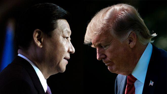 China amenaza a EEUU con