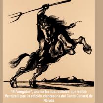 Muestra rescata obra de Artista José Venturelli a 30 años de su muerte