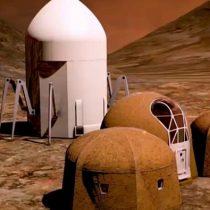 Marte: 5 diseños espectaculares de cómo podría ser la vida en el planeta rojo